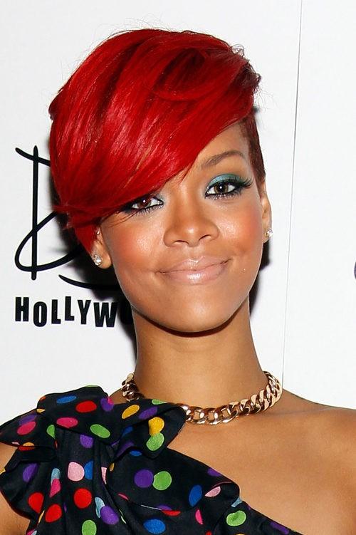 Rihanna en la Asics and Drai's Hollywood Host After Party en 2010