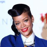 Rihanna en Westfield Stratford Lights Switch On en 2012