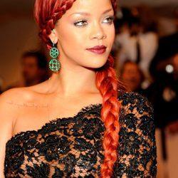 Rihanna: repaso a los peinados de la camaleónica cantante