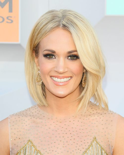 Carrie Underwood en los 51 Academy Country Music Awards
