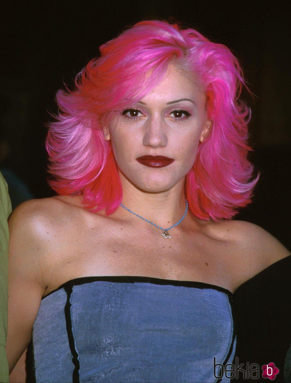 Gwen Stefani en el Annual Artist Direct Online Music Awards en 1999