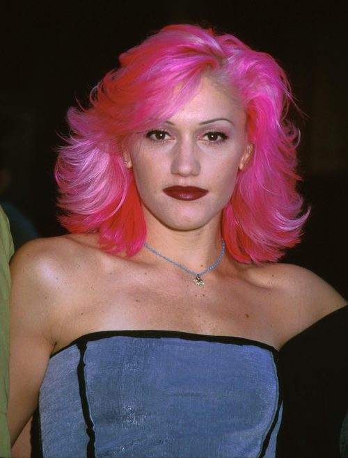 Gwen Stefani en el Annual Artist Direct Online Music Awards en 1999