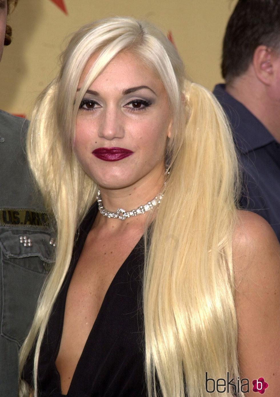 Gwen Stefani en 2001 MTV Movie Awards