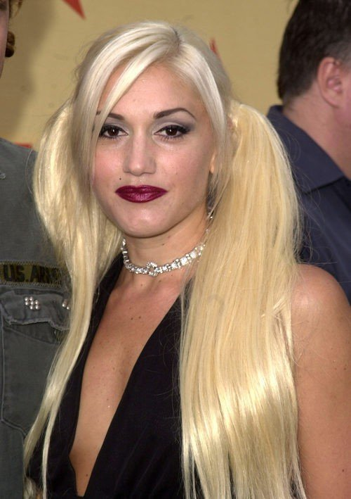 Gwen Stefani en 2001 MTV Movie Awards