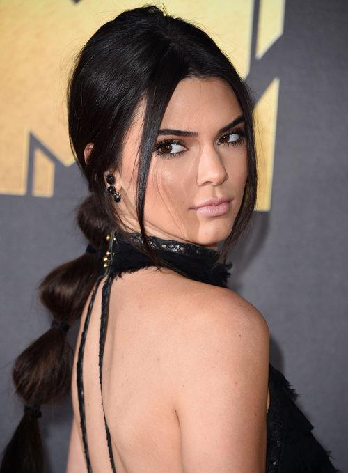 Kendall Jenner en la entrega de premios MTV Movie Awards 2016