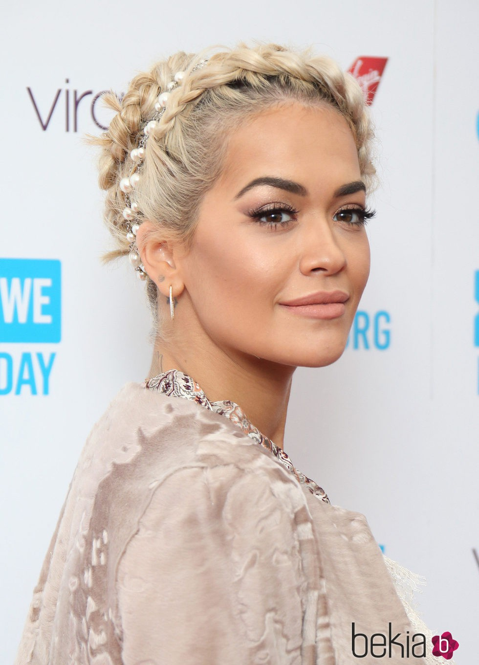 Rita Ora en el WE Day en 2016