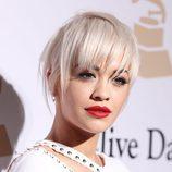 Rita Ora en The Grammy Awards Pre-Grammy Gala 2015