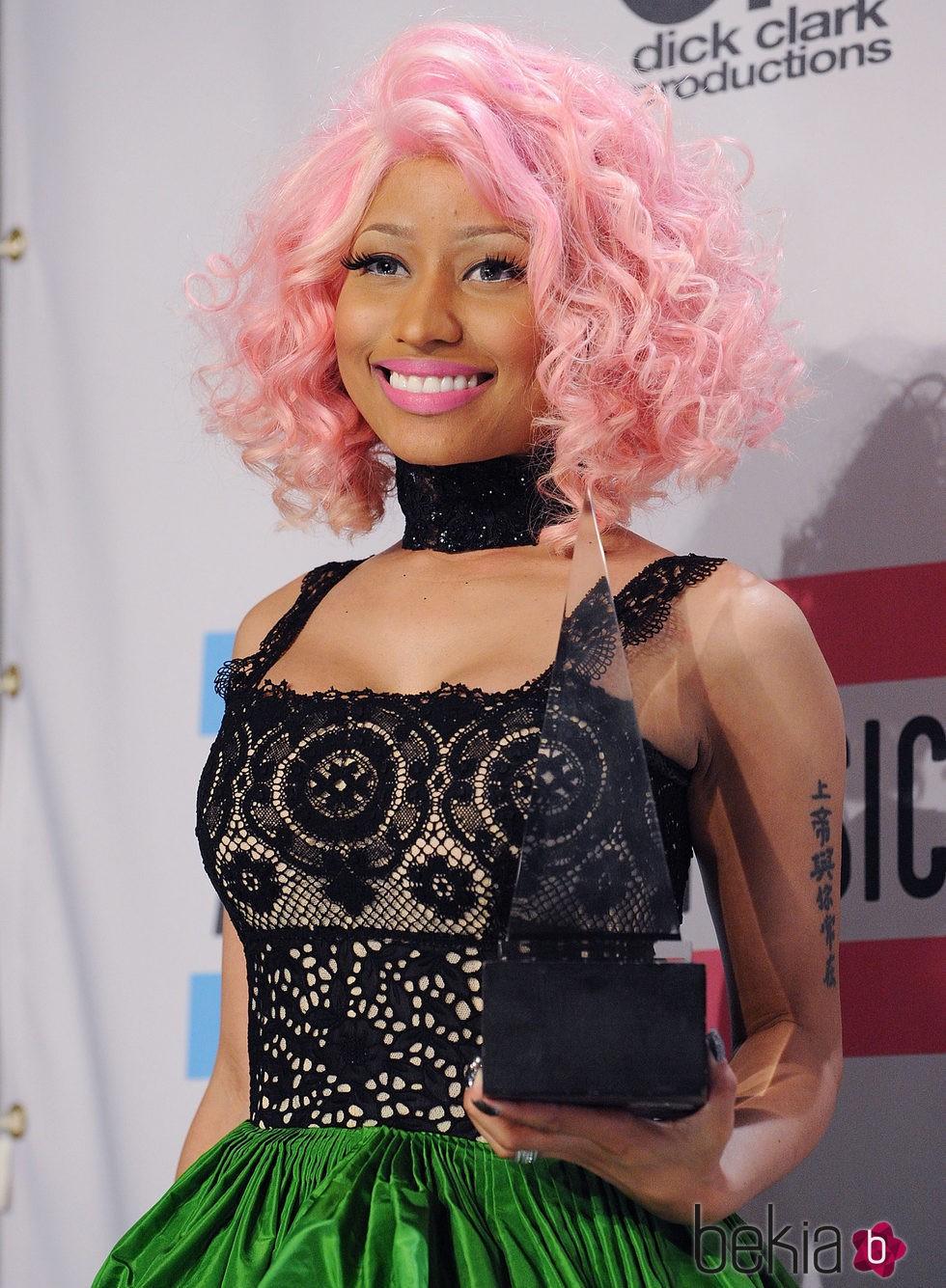 Nicki Minaj en 2011 American Music Awards