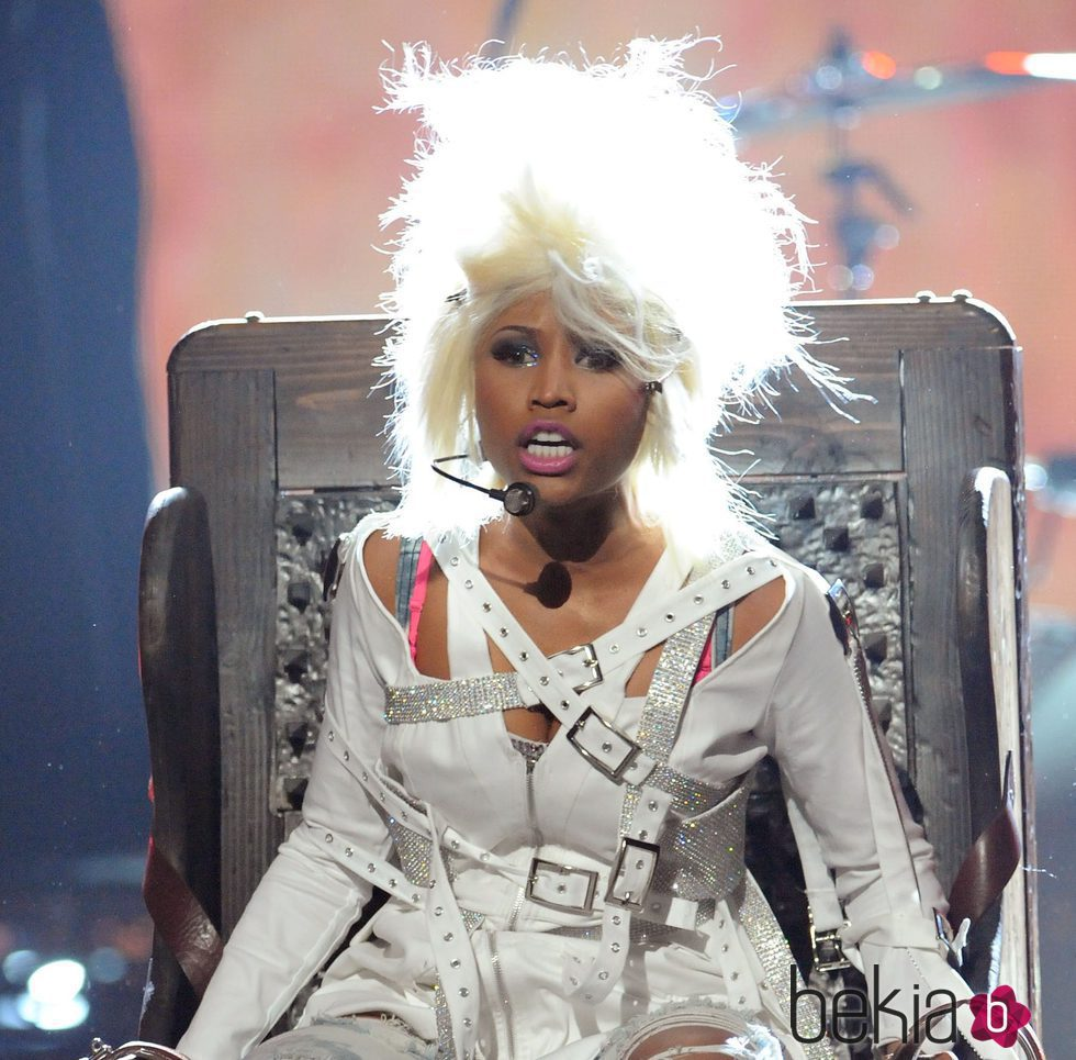 Nicki Minaj en 2010 BET Awards