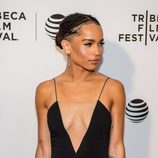 Zoe Kravitz en Tribeca Film Festival