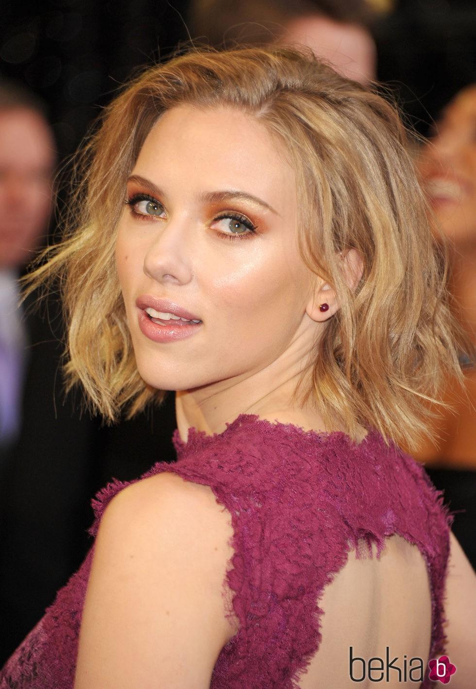 Scarlett Johansson 2011 83rd Annual Academy Awards