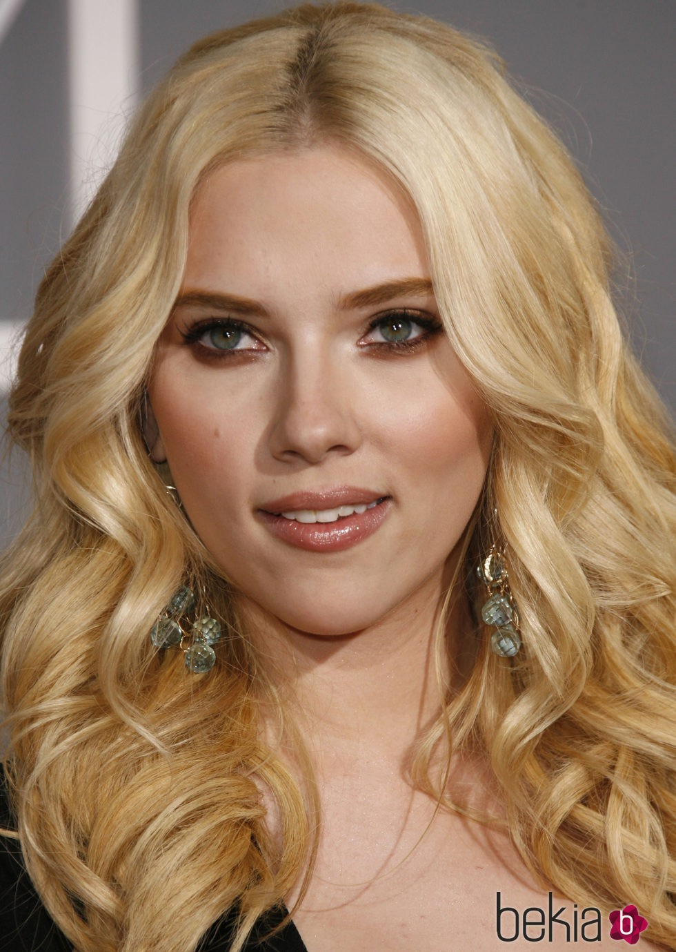 Scarlett Johansson en los Grammy Awards de 2007