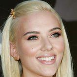 Scarlett Johansson en Louis Vuitton 'Love' Party de 2007