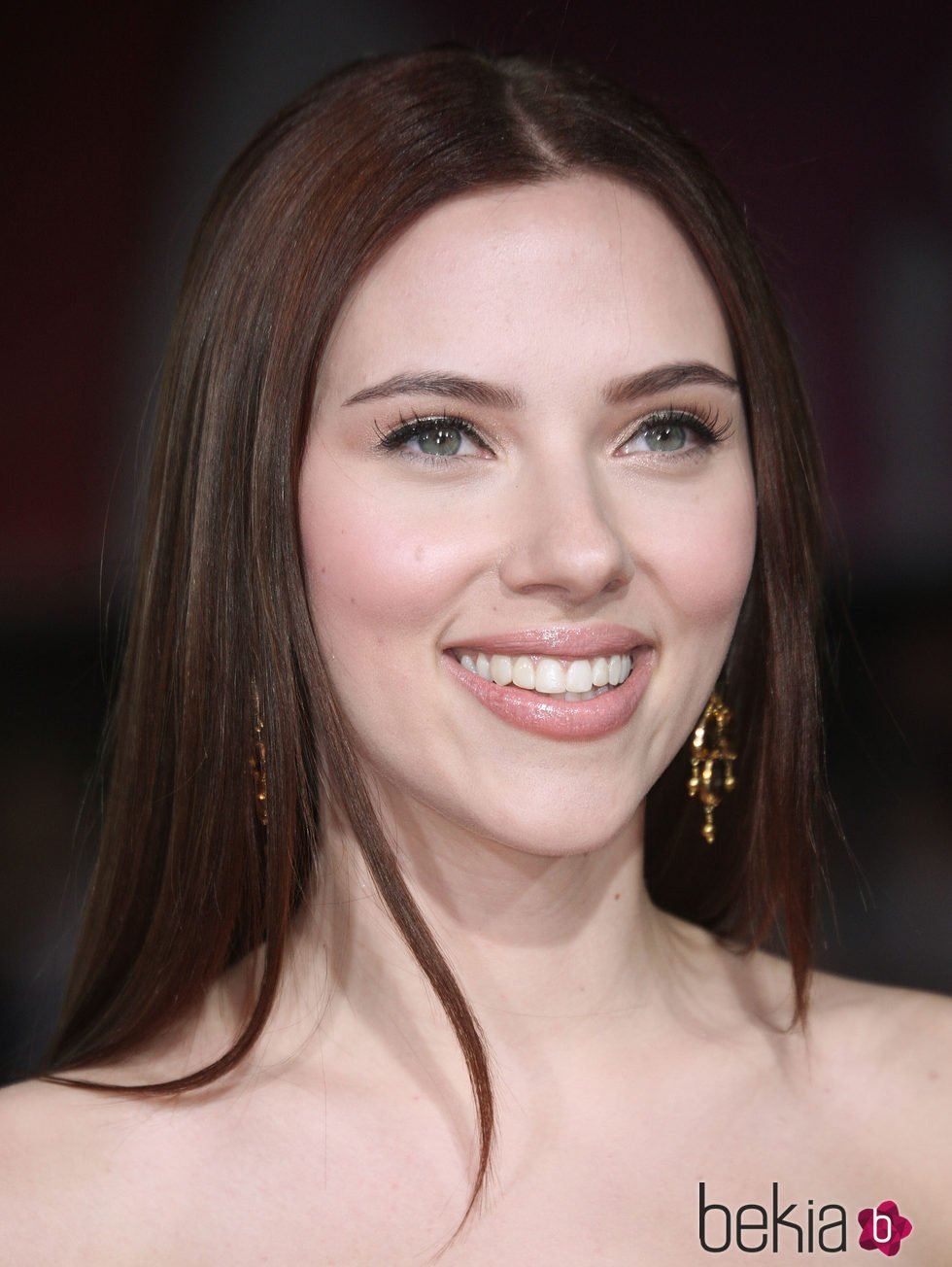 Scarlett Johansson en Premiere de Warner Bros. 'He's Just Not That Into You' en 2009