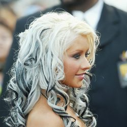 Christina Aguilera en 2001 30th Annual AMAs