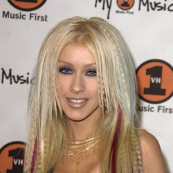 Christina Aguilera en The 2000 My VH1 Music Awards