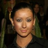 Christina Aguilera en 2004 'Dawn of The Dead' Los Angeles Premiere