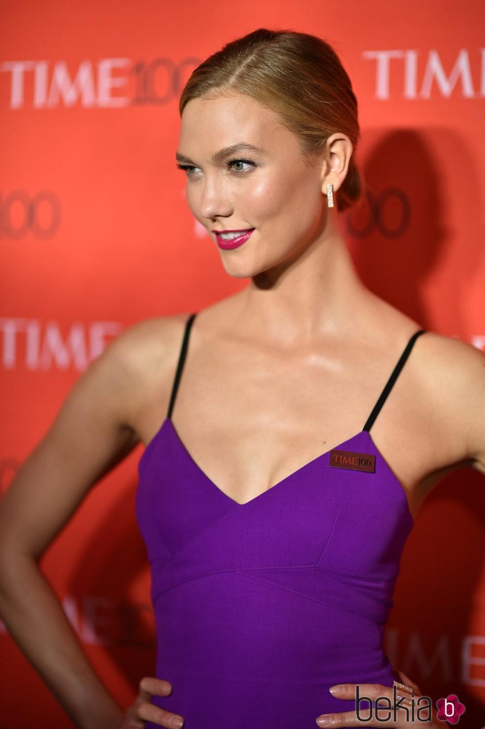 Karlie Kloss en 2016 Time 100 Gala