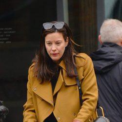 Liv Tyler paseando con su bebé en Nueva York