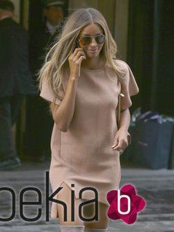 Ciara en las calles de Nueva York