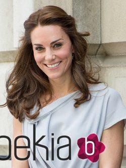 Kate Middleton en un almuerzo en el Centro Anna Freud