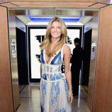 Natalie Lefeve en la fiesta 'Blue Obssesion' de L'oréal Paris durante el Festival de Cannes 2016