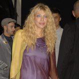 Courtney Love en la colección de primavera de Marc Jacobs 2008