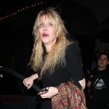 Courtney Love en West Hollywood