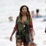 Beyoncé en Saint Tropez