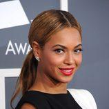 Beyoncé en la 55 edición de los Grammy