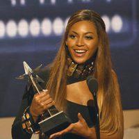 Beyoncé galardonada en los Premios Bet 2007