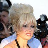 Pamela Anderson en el 15 aniversario de 'Mercy For Animals'