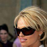 Pamela Anderson en el estreno de la película 'Rize'