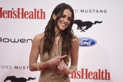 Macarena García en los premios 'Men's Health Awards Men of the Year'