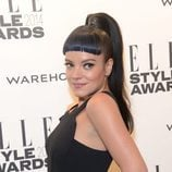Lily Allen en la fiesta 'Style Awards'