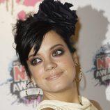 Lily Allen en el evento 'NME'