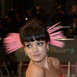 Lily Allen en los premios 'BAFTA'