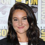 Shailene Woodley en la Comic-Con 2016