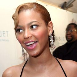 Beyoncé en el aniversario de 40 Club