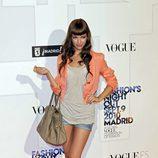 Úrsula Corberó en la 'Vogue Fashion Night Out 2010'