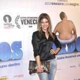 Úrsula Corberó en la premiere de 'Gordos'