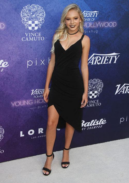 Jordyn Jones en 'Variety's Power of Young Hollywood'
