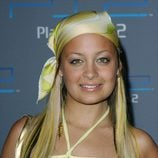 Nicole Richie en una fiesta de Sony Playstation
