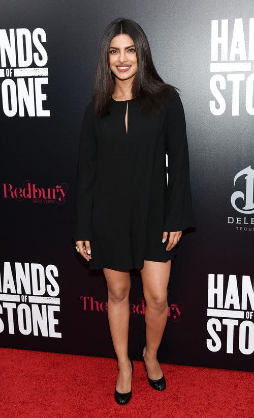 Priyanka Chopra en la premiere de 'Hands of Stone'