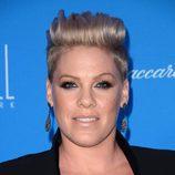 Pink en la gala 'Unicef Snowflake ball'
