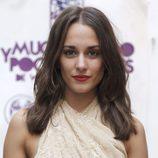 Silvia Alonso con el cabello natural en 'Mucho ruido y pocas nueces'
