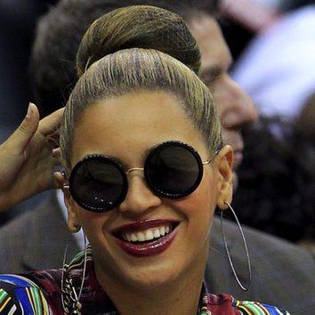 Beyoncé y su moño de abuela