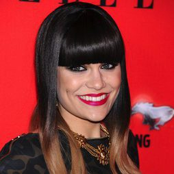 Jessie J se apunta al degradé