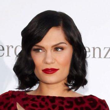 Jessie J y su look a lo años 50