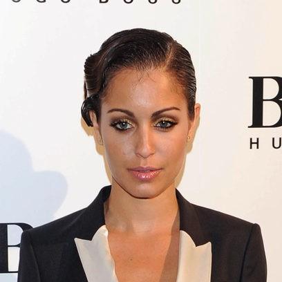 El look masculino de Hiba Abouk